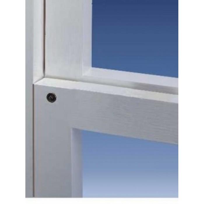 Wooden Sash Window Lock 8013