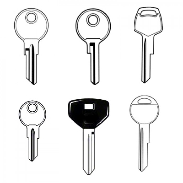 plymouth classic car keys
