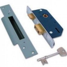 Willenhall M3 50mm Mortice Sashlock