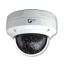 Genie IP True Day Night IR Vandal Resistant Dome Camera