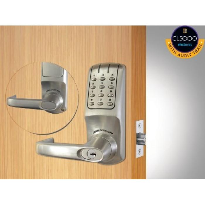 how to change battery in schlage door lock