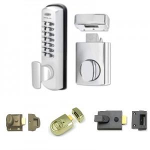 Rim Lock Compatible Digital Locks
