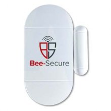 Bee Secure Remote Control Door and Window Alarm