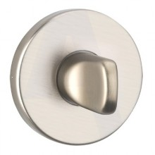 Portland and Seattle Bathroom Turn Escutcheon