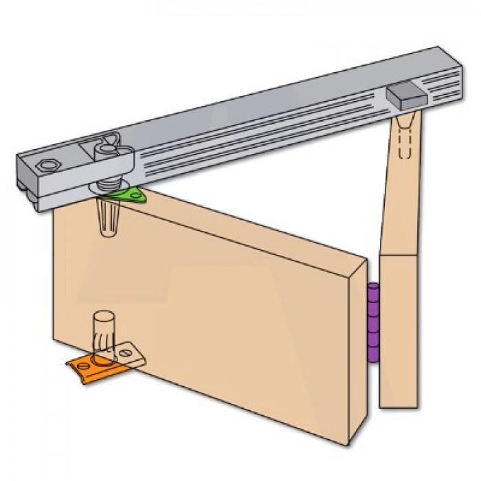 Henderson Bifold Folding Track