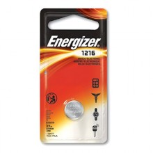 Energizer CR1216 3V Lithium Coin Cell