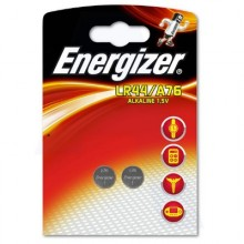 Energizer 150MAH LR44 A76 Lithium Coin Cell Twin Pack