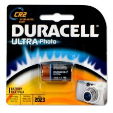 Duracell Ultra CR2 3V Lithium Battery