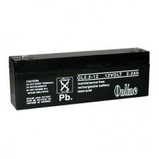 Online 12V OL2 2.2Ah Sealed Lead Acid Battery