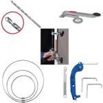 Lock Fitting Tools & Accessories