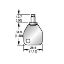 Tool Head Recess Key 85 Series 29-90-215-10