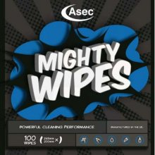 Asec Mighty Wipes - Heavy Duty Hand Surface Wipes