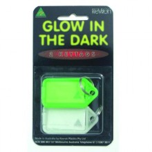 Kevron ID43PP2 Glow In The Dark Click Tag