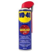 WD-40 Lubricant Spray with Smart Straw 450ml
