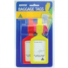 Kevron ID25BP Travel Click Tag