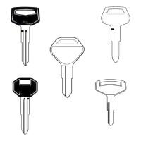 Daihatsu Car Keys