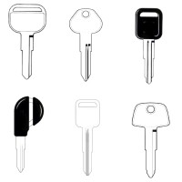 Isuzu Classic Car Keys