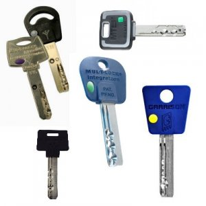 Mul T Lock Keys