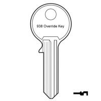 Kaba 938 Digital Lock Override Key