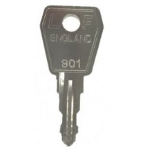 801 Conventional Fire Alarm Panel Key