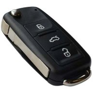 3 Button Remote Case To Suit Hyundai and Kia Vehicles