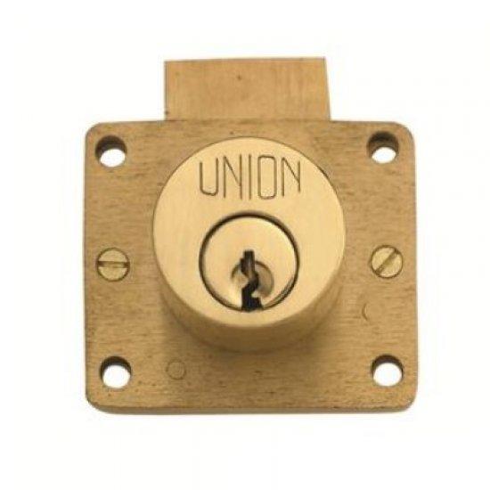 Union 4010 Cylinder Drawer Lock