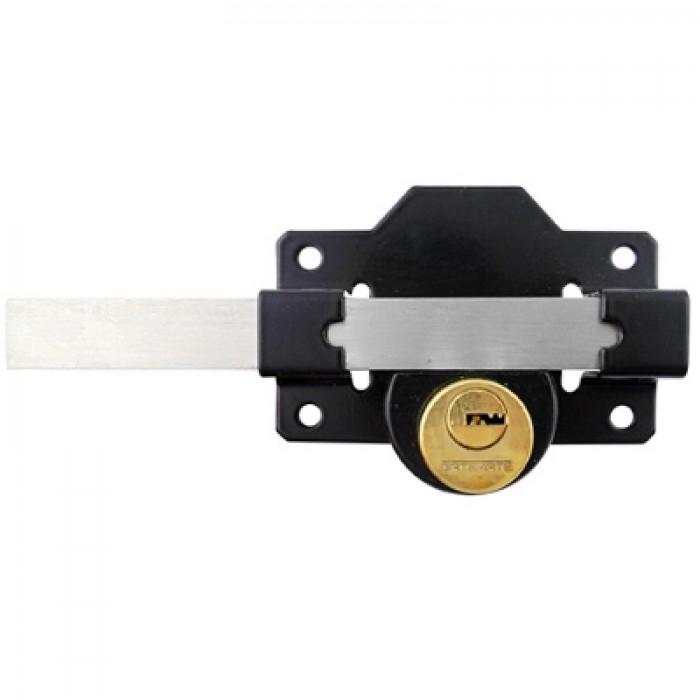 Double Locking Gatemate Premium Long Throw Gate Lock