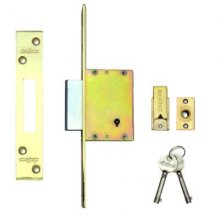 Bramah MD27 Deadlock for Wooden Doors
