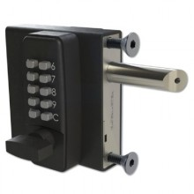 Gatemaster DGLS Single Sided Handed Digital Gate Lock