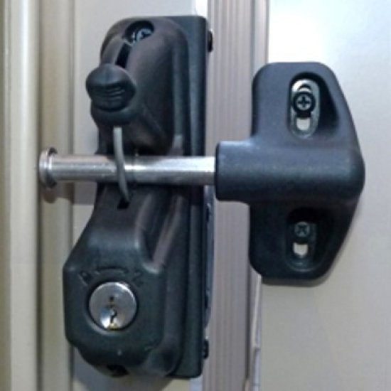 D Amp D Deluxe Lokk Latch Gate Lock Lockable From Both Sides