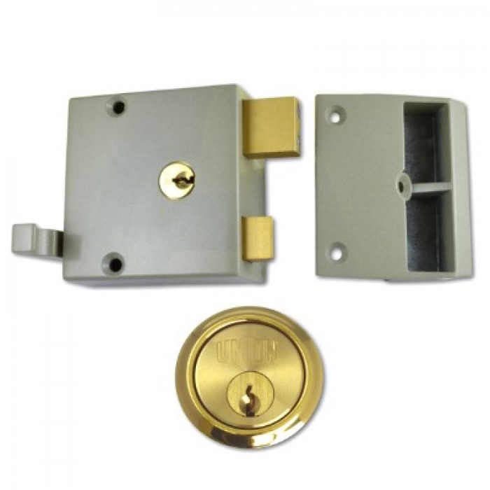 Union 1334 50mm Drawback Lock