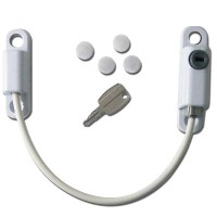 Chameleon Window Cable Restrictor