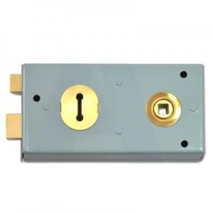 2 Lever Rim Locks