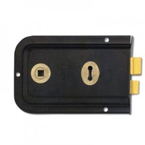 3 Lever Rim Locks