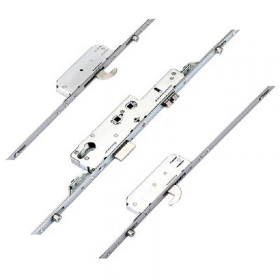 Avocet Upvc door locking mechanism 2 hook /& 2 roller 35mm Backset