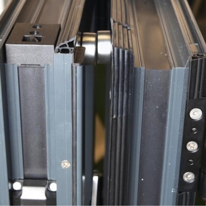 Protec 26mm Magnetic Door Holder To Suit Flat Handle