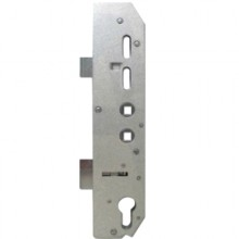 Mila Lever Operated Latch Deadbolt Twin Spindle Gearbox