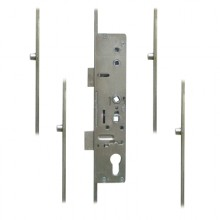 Lockmaster 4 Roller Latch Deadbolt Twin Spindle