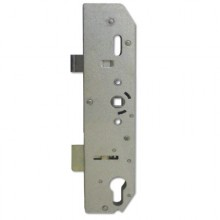 MILA Lever Operated Latch & Deadbolt - Centre Case 45/92