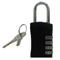 Asec Open Shackle Recodable Combination Padlock