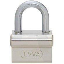 Evva H24 Brass Open Shackle Padlock