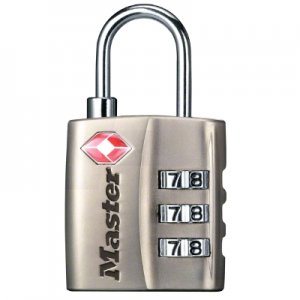 TSA certified Luggage Padlock