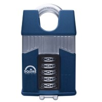 Squire Warrior Closed Shackle Combination Padlock