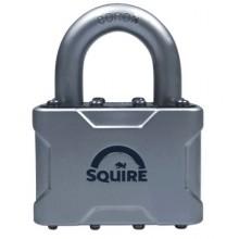Squire Vulcan Open Boron Shackle Padlock Key Locking