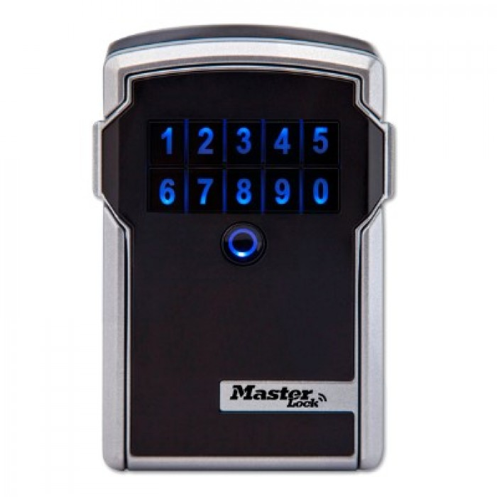 Master Lock Bluetooth And Keypad Key Box