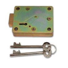 Walsall 7 Lever Safe Lock