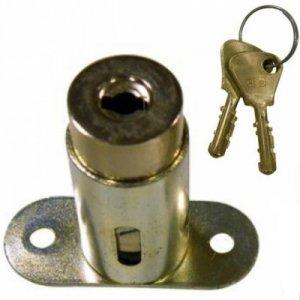 Sliding Door Lock - Push Lock