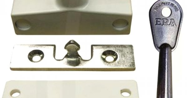 Era 801 Series Standard Key Wooden Window Snap Lock