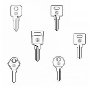 Cabinet & Locker Keys