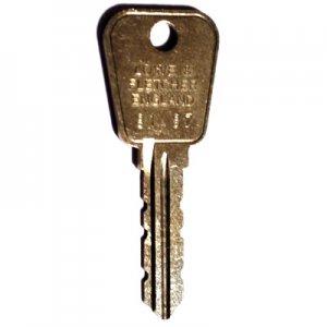 Lowe and Fletcher LF19 Cabinet Keys